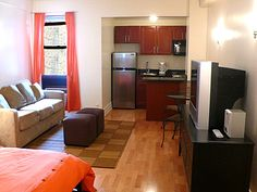 studio apartment | New York Apartments - Choice of Luxury Holiday Apartments in Manhattan ...
