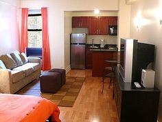 efficiency apt ideas on pinterest studio apartment