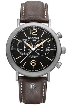 Roamer Mod. Vanguard Gents Watch Serial 347373 0b5281ad49