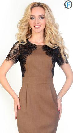 Платье Open Fashion: купить в Москве в розницу недорого в интернет-магазине GroupPrice