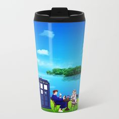 Tardis And The Doctor Breakfast - $24
