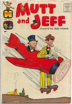 Mutt & Jeff June 1960