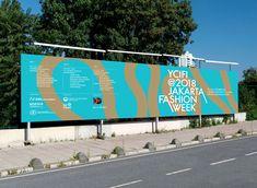 디자인퍼플 Conference Branding, Jakarta Fashion Week, Clinic, Art Gallery, Banner, City, Galleries, Identity, Graduation
