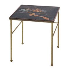 Maison Jansen Chinoiserie Side Table, 20. Jhd.