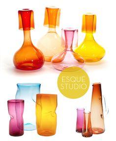 Modern Glassware by Esque Studio [PIC]