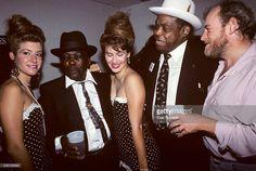 Photo d'actualité : John Lee Hooker, Willie Dixon and Joe Cocker...