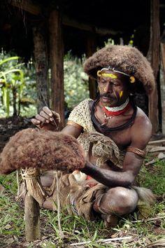 Papua New Guinea - Online gallery - Ambua Lodge www.papua-by-raz.co.il  פפואה גינאה החדשה