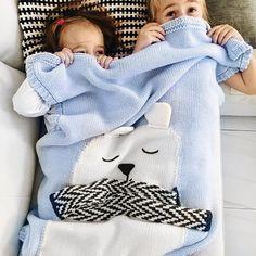 Baby Boys Girls Lamb Comforter All In One Gift Set Hooded Novelty Pyjama Blanket