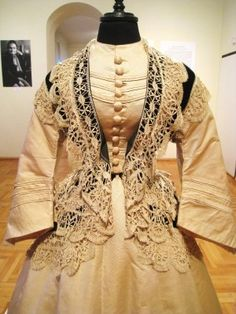 Alexandre Vassiliev collection Victorian dress