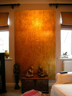 gold leaf paintings