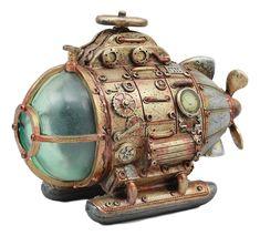 Steampunk Airship, Dieselpunk, Steampunk Pistol, Motif Vintage, Vintage Designs, Warhammer 40000, Science Fiction, Home Accessories Sale, Game Character Design