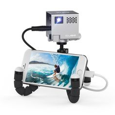 Cube Mobile Projector