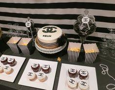 Chanel birthday party