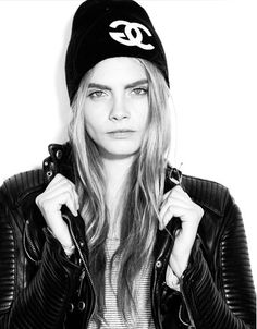 those eyebrows tho....Cara Delevingne