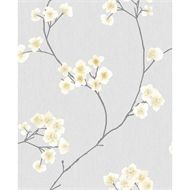 Graham & Brown Innocence Ft Gray/Ochre Vinyl Textured Floral Unpasted Paste The Wall Wallpaper Cream Wallpaper, Wallpaper Decor, Wallpaper Samples, Wallpaper Roll, Peel And Stick Wallpaper, Textured Wallpaper, Wallpaper For Hallways, Cottage Wallpaper, French Wallpaper