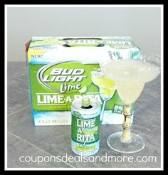 There is a Bud Light® & Bud Light Lime® Rita Family Combo coupon rebate offer now available on the Ibotta app. This deal is for $5 cash back!