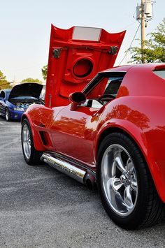 LITTLE RED CORVETTE.Re-pin brought to you by agents of #carinsurance at #houseofinsurance in Eugene, Oregon