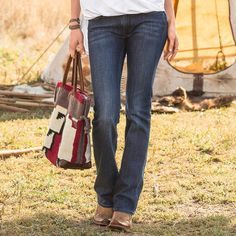 LONDON BOOTCUT JEANS BY MIH