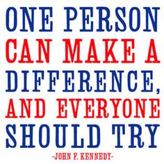 9 Best You Can Make A Difference Board Images Quote Life Quotes