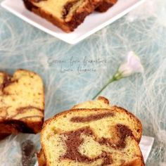 Cake without kneading Sweet Bread, Ricotta, Nutella, Banana Bread, French Toast, Breakfast, Cake, Desserts, Food