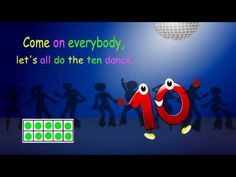 Let's all do the 10 dance (number bonds of 10 song) - YouTube