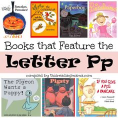 Today, I'm sharing a Letter P Book List, perfect if you're focusing on the Letter P with your child. These are books you can enjoy any time, but they feature lots of letter p words. If you're looking for Letter P printables, you can find them here: Learning the Alphabet – Letter Pp Printable Pack …