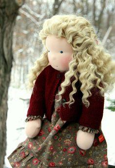 Petit Gosset Handmade Doll 20 inch  - My new favorite dolls!!!