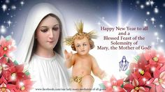 feast of mary mother of god - Google Search