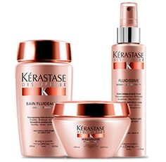 discipline soin cheveux indisciplins anti frisottis shampooing brushing krastase e - Kerastase Cheveux Colors