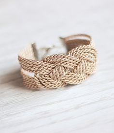 3c1d6388e4b5a 60 Best Sailor knot bracelet images in 2019   Bracelet knots ...