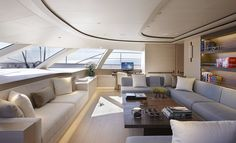 Superyacht of the Week: The magnificent 57.5 metre superyacht Twizzle - Sailing Yachts - SuperyachtTimes.com