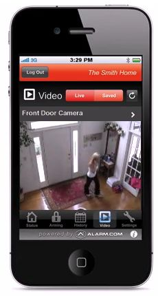 Smart Home Security Systems \u0026 Home Automation | Cool new technology to control your ENTIRE home & 198 best Home Security images on Pinterest | Diy home security Home ...