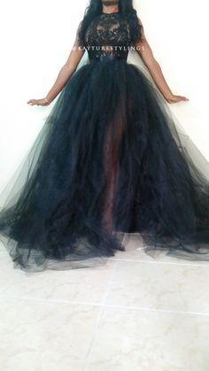 MOLLY new design custom full ball gown tulle by ISLANDPRYNCESS