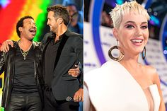 Luke Bryan is a superstar in his own right, but he still holds sincere admiration for the fellow 'idols' he sits with on the American Idol judging panel, Katy Perry and Lionel Richie.
