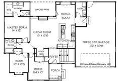 Small house plans | A Pinterest collection by Ann Freestone Burnham ...