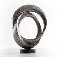 Interlocking Ring Sculpture - The Museum Shop of The Art Institute of Chicago