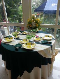 Arreglos Florales Creativos: Diseños de mesas