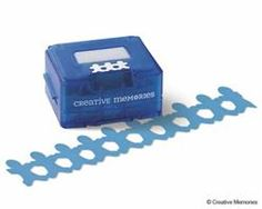 Gingerbread Chain Border Maker Cartridge-WSL from Creative Memories Scrapbook Borders, Scrapbook Cards, Scrapbook Layouts, Sewing Crafts, Diy Crafts, Sewing Ideas, Scrapbook Supplies, Scrapbooking Ideas, Creative Memories