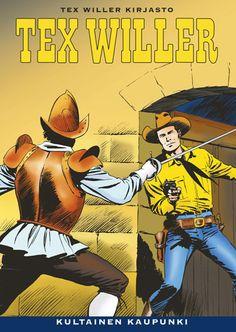 Tex Willer Kirjasto: Tex Willer - Kultainen kaupunki