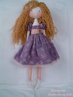 https://flic.kr/p/CwEURj | Handmade rag doll |                                     Handmade rag doll.Waldorf doll.Soft doll. Custom home-made rag dolls, bags, vanity vintage style lovers. tildaskedvenc.blogspot.hu/