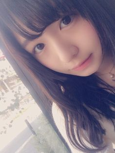 #長濱ねる #欅坂46 #nagahama_neru #keyakizaka46 Asian Cute, Cute Asian Girls, Beautiful Asian Girls, Cute Girls, Ulzzang Hair, Japan Girl, The Girl Who, Asian Beauty, American Girl