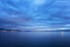 Blue Léman by Joel Branco on Deep, Mountains, Sunset, Explore, Nature, Blue, Photography, Travel, Sun