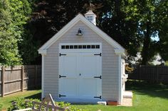 Pine Harbor creates high quality sheds and shed kits, New England-style barns and garages, and a variety of products for outdoor living. Garden Structures, Outdoor Structures, Shed Doors, Shed Kits, New England Style, Small Buildings, Tool Sheds, Post And Beam, Garage Shop