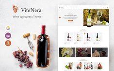 Wine Shop WooCommerce Theme - Vite Nera
