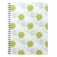 Shop Zazzle's Yoga notebooks and journals. Choose your favorite design from our huge selection of templates as well as your page type. Color Patterns, Decorating Your Home, Stationery, Notes, Spiral Notebooks, Journaling, Yoga, Colorful, Green