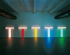 From a mesmerising display of Dan Flavin's neon works in Birmingham to an exhibition focusing on Giacometti's early sculpture, we pick the week's top shows.