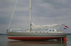 Van de Stadt Design - Stadtship 56 Yacht Design, Boat Design, Explorer Yacht, Expedition Yachts, Cabin Cruiser, Cool Boats, Life Aquatic, Aluminum Boat, Boat Building
