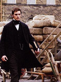 North & South directed by Brian Percival (TV, Mini-Series, BBC, 2004) #elizabethgaskell