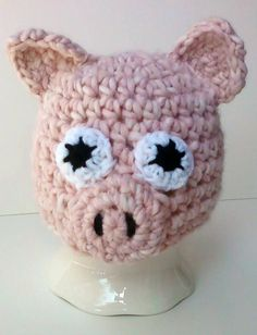 Lil' Oink hat