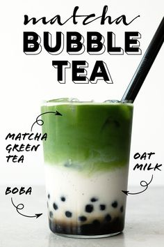 Get my tips and tricks to make this delicious and refreshing matcha green tea bubble tea at home without any fancy tools. Get my tips and tricks to make this delicious and refreshing matcha green tea bubble tea at home without any fancy tools. Green Tea Diet, Matcha Green Tea, Green Teas, Boba Tea Recipe, Green Tea Boba Recipe, Matcha Bubble Tea Recipe, Matcha Drink, Matcha Smoothie, Blackberry Wine